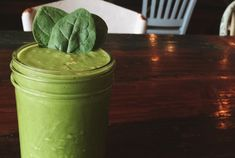 Lentil-icious Tropical Greens Smoothie