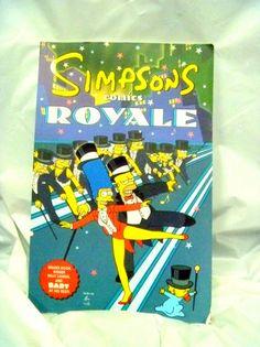 Simpsons Comics Royale!