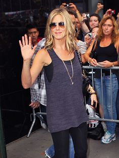 Jennifer Aniston -effortless!