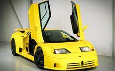 1994 Bugatti EB110 SS