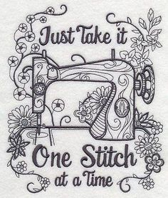 Blackwork Sewing machine color it yourself embroidered fabric quilt block Free Machine Embroidery Redwork Patterns Machine Embroidery Designs In The Hoop embroidery and crazy quilt stitch tool Embroidery Library - Machine Embroidery Designs Inspired Proje Machine Embroidery Patterns, Hand Embroidery Designs, Embroidery Applique, Embroidery Stitches, Tatting Patterns, Brother Embroidery, Embroidery Alphabet, Machine Applique, Knitting Stitches