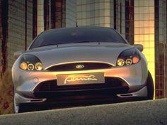 Ford Puma Ford Streetka, Ford Puma, Ford Motor Company, 16 V, New Engine, Small Cars, Future Car, Sport Cars, Concept Cars