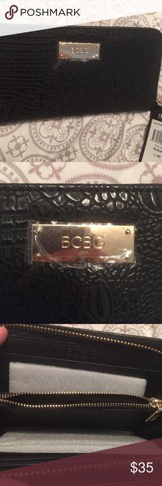 Women's BCBG Brand New Wallet Brand New BCBG Wallet! BCBG Bags Wallets