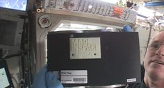 3D print, made in-space, NASA