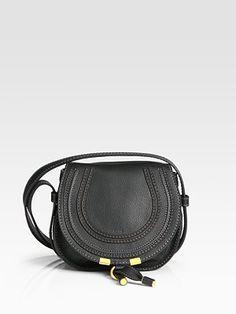 Chloé Marcie Round Crossbody Bag