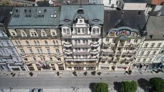 Exterier ASTORIA Hotel & Medical Spa from above Astoria Hotel, Medical Spa, Louvre, Building, Travel, Viajes, Buildings, Destinations, Traveling