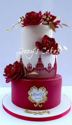 Marriage Anniversary Cake Images Download : 1000+ images about Anniversary Cakes on Pinterest ...