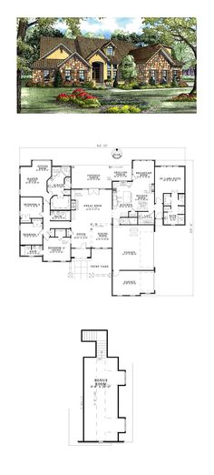 COOLhouseplans com  coolhouseplans  on Pinterest COOL house plans offers a unique variety of professionally designed home  plans with floor plans by accredited home designers  Styles include country  house