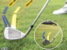How To Hit Your Irons Straight - how to hit irons straight. Golf Tips For Beginners Driving Ladies Golf Clubs, Ladies Golf Bags, Golf Score, Golf Putting Tips, Golf Day, Golf Instruction, Golf Tips For Beginners, Perfect Golf, Golf Training