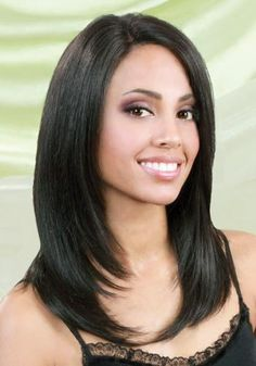 BOBBI BOSS Human Lace Front Wig MHLFB  Color 4  Light Brown * To view further for this item, visit the image link.(This is an Amazon affiliate link)