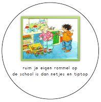 Regels in de klas   Dagmar Stam (17/25)