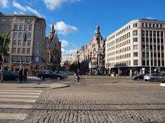 Antwerp,Belgium (diamond district)