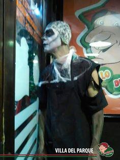 La Noche de Halloween en Lo de Carlitos Villa del Parque   PARTE 1 !!! Gracias Amigos por venir!!