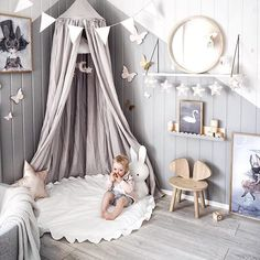 I am beyond obsessed!! My babies room Will look like this!