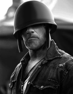 TF2 characters photoshop: Soldier - 2/10