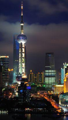 Шанхай #DestinationChina