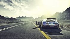 Bugatti Veyron.
