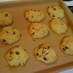 Banana Chocolate Chip Cookies @ allrecipes.co.uk