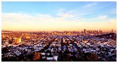 Sunny San Francisco.