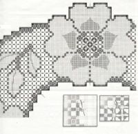 Hardanger Embroidery, Hand Embroidery Stitches, Mantel Redondo, Crochet Borders, Bargello, Plastic Canvas Patterns, Needlework, Projects To Try, Cross Stitch