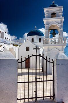 Church of Anastasi, Imerovigli, Santorini