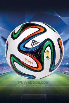 Fondos del Mundial de fútbol Brasil 2014 para tu Android
