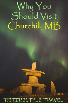 Things to do in Churchill, Manitoba, Canada. Churchill is a world-class, bucket-list travel destination with Polar Bears, Beluga Whales, Tundra & spectacular Northern Lights. Why you should visit Churchill in 2021. Churchill travel guides. Churchill travel tips. Retire in style, retirestyle travel, retire abroad, snowbirds, senior travel, senior citizens, gen x travel, baby boomer travel, generation x, slow travel, older travellers, travel ideas, travel inspiration, travel bucket list… Travel Pictures, Travel Photos, Travel Guides, Travel Tips, Best Places To Retire, Canadian Travel, Senior Trip, Visit Canada, Slow Travel