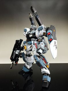 MG 1/100 Jesta Cannon - Customized Build