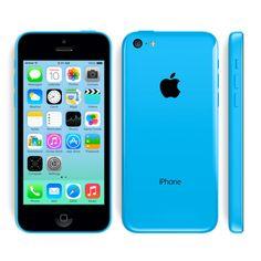 buy online e04f2 c5a64 Apple iPhone 5C 8GB Smartphone Blue - T-Mobile  Good Shape