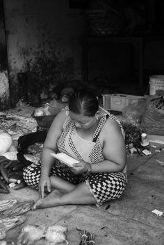 Woman Waiting For Customers by Torsten Zander on 500px Bali, Jimbaran, Market