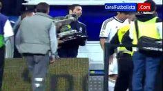 El Real Madrid vencio sin problemas a Millonarios de Bogotá en el Trofeo Santiago Bernabeu gracias a tres tantos de Kaka.