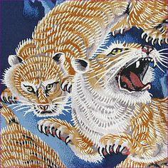 qs-gate | Rakuten Global Market: Sam surf Aloha shirt Japanese pattern short sleeve SUN SURF HAWAIIAN S/S SHIRT [100 Tigers, Hundred Tiger ss36986