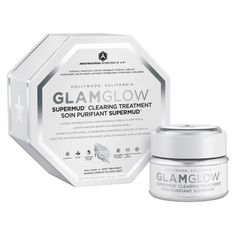 Rank & Style - GlamGlow SuperMud™ Clearing Treatment #rankandstyle