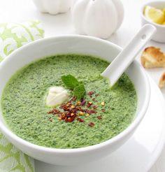 Aly and Kamila soup