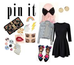 """pin 📍 it"" by mveltmuisenco on Polyvore featuring Miss Selfridge, rag & bone, Red Camel, Magdalena Frackowiak, Dolce&Gabbana, Jouer and Bing Bang"