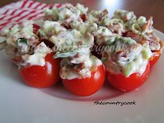The Country Cook: BLT Bites