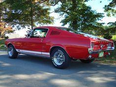 1967 Mustang GTA Fastback | 1967 FORD MUSTANG GTA FASTBACK