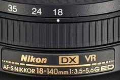 Test Nikon AF-S DX 18-140 mm f/3.5-5,6 G ED VR (N DX) | Nikon lenstest | Lenstest | Testen