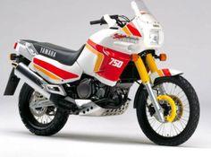 Yamaha XTZ 750Super Ténéré – 1989. #adventurebike #dualsport #advrider #motorcycle