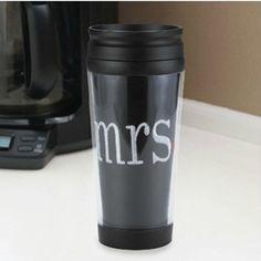 Mrs. 16 oz. Coffee Tumbler