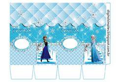 "Festa de Aniversário ""Frozen"", rótulo caçulinha, latinha, convite, caixinhas...tudo gratuito para imprimir . Frozen Birthday Party, Frozen Party, Frozen Cupcake Toppers, Frozen Cupcakes, Disney Princess Frozen, Elsa Frozen, Festa Frozen Fever, Milk Box, Holidays And Events"