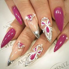 Picture And Nail Design By Hazeldixon Follow Beautiful Artgorgeous