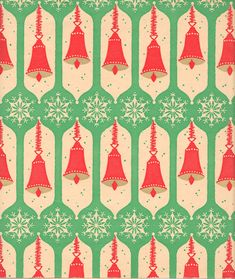 Merry★* 。 • ˚ ˚ ˛ ˚ ••  •。★Christmas★ 。* 。 ° 。 ° ˛*˚ ˚And a Happy New Year~Vintage Christmas wrapping paper