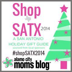 ShopSATX 2014 :: A San Antonio Holiday Gift Guide | Alamo City Moms Blog #CMBNSisterSites