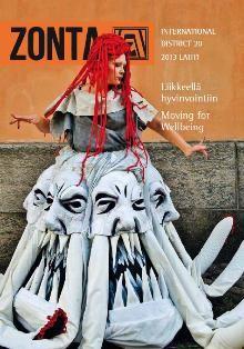 Zonta.fi - ZID20 Piirin Zontalehti Finland