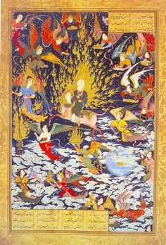 Al-Buraq, the miraculous steed of Mohammed the prophet | Flickr - Photo Sharing!