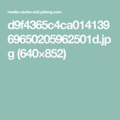 d9f4365c4ca01413969650205962501d.jpg (640×852)