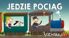 Jedzie pociąg z daleka – piosenka z teledyskiem dla dzieci. Śpiewanki.tv
