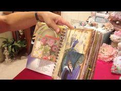 Snow White Altered Book