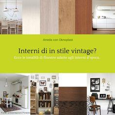 interior design #vintage #style #windows #finestre #design #oknoplast